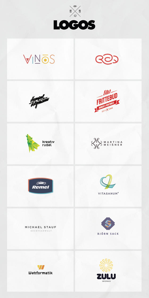 Logo Designs 2012/2013 by depot-hdm