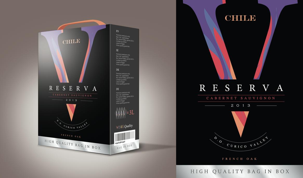 Packaging Experiment by depot-hdm