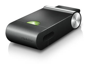 Clickdrive Device Design by depot-hdm