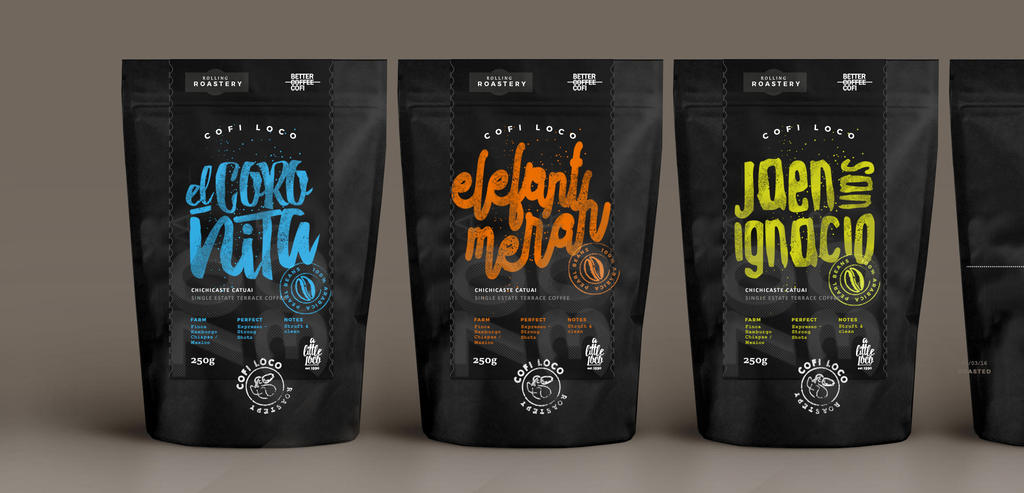 cofi loco packaging by depot-hdm