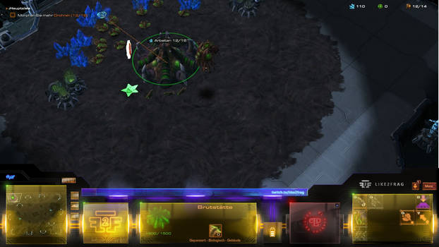 starcraft 2 lotv stream overlay twitch