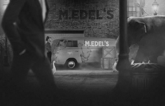 M.Edels Key Visual by depot-hdm