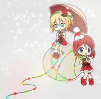 Happy Holidays! by SoNyaNeko
