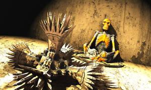 Cannibal Tribe by erabyterum