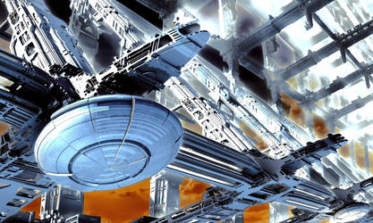 Air Purification System by erabyterum