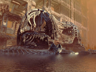 Apocalyptic Vision by erabyterum