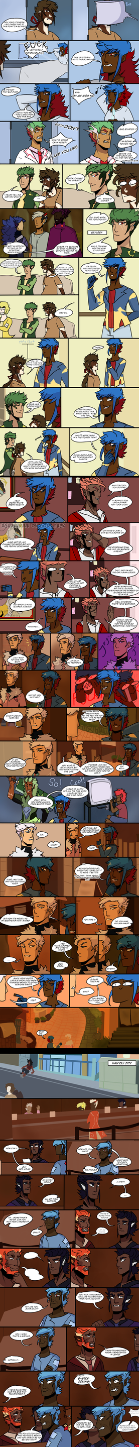 Legacy Nuzlocke 44: I'M A FRAUD!!! by eyonwol