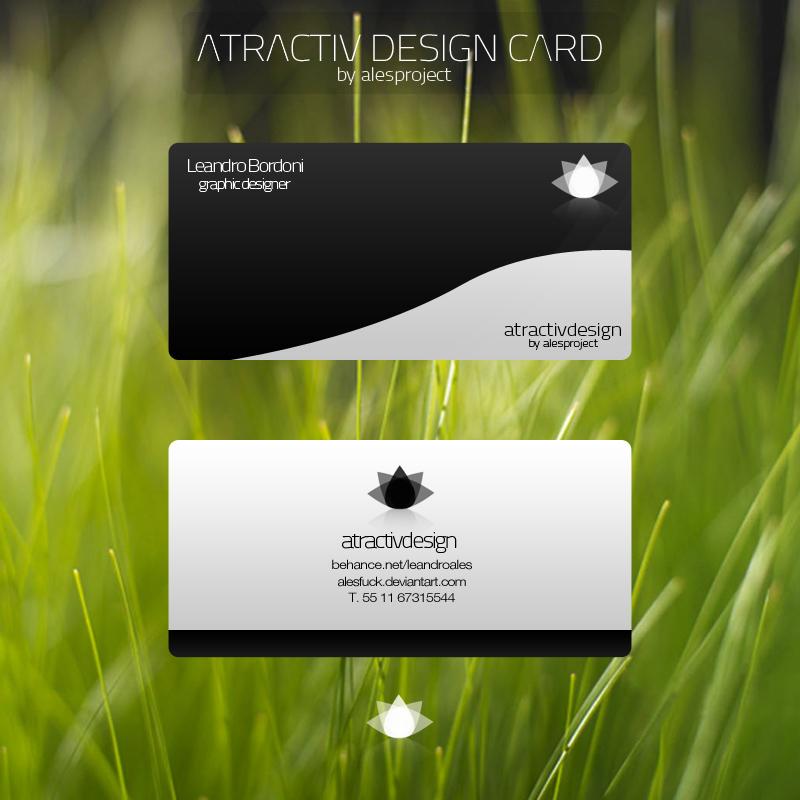 Atractiv Card by alesfuck