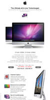 iMac Advertising by alesfuck