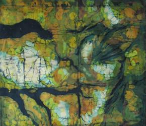 batik_trees by aga-art
