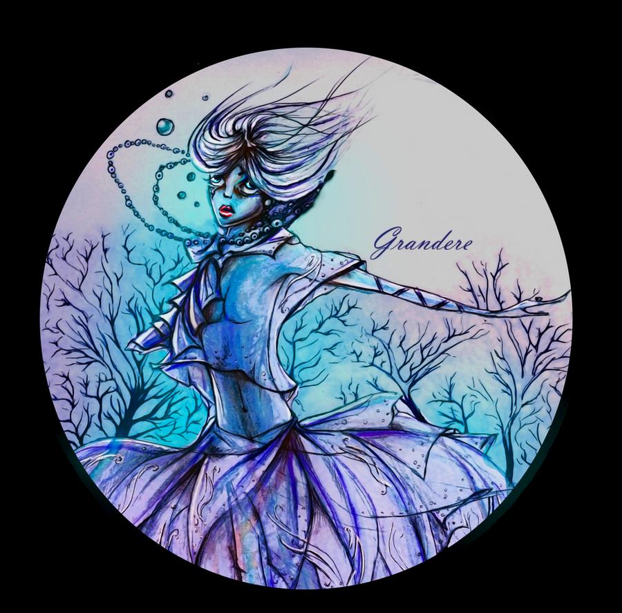 Medusa by Grandere