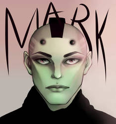 Mark by Grandere