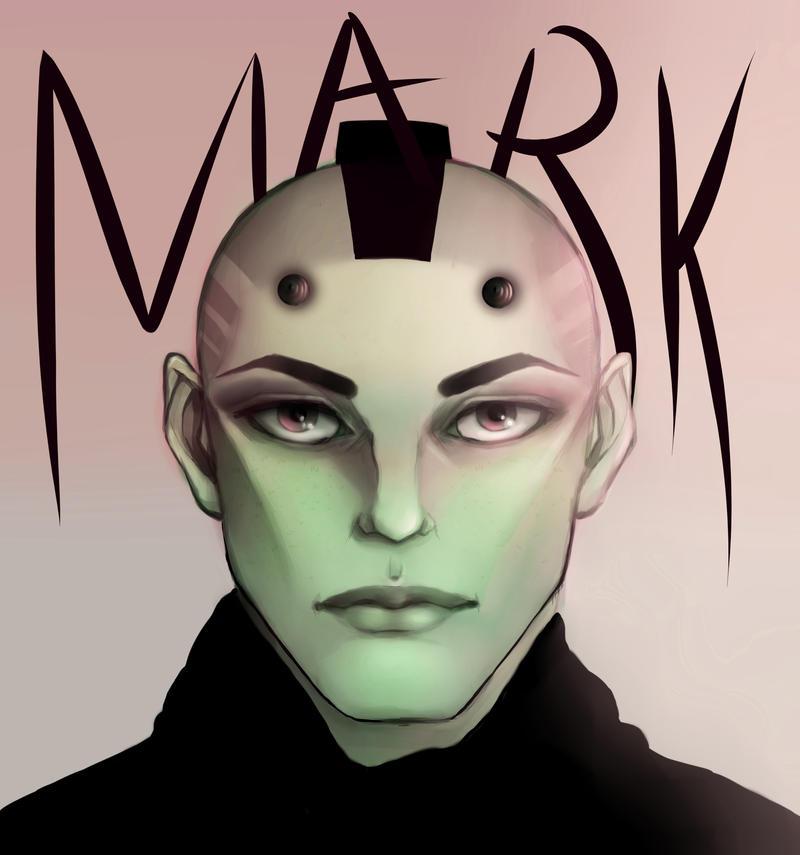 Mark by Grandere