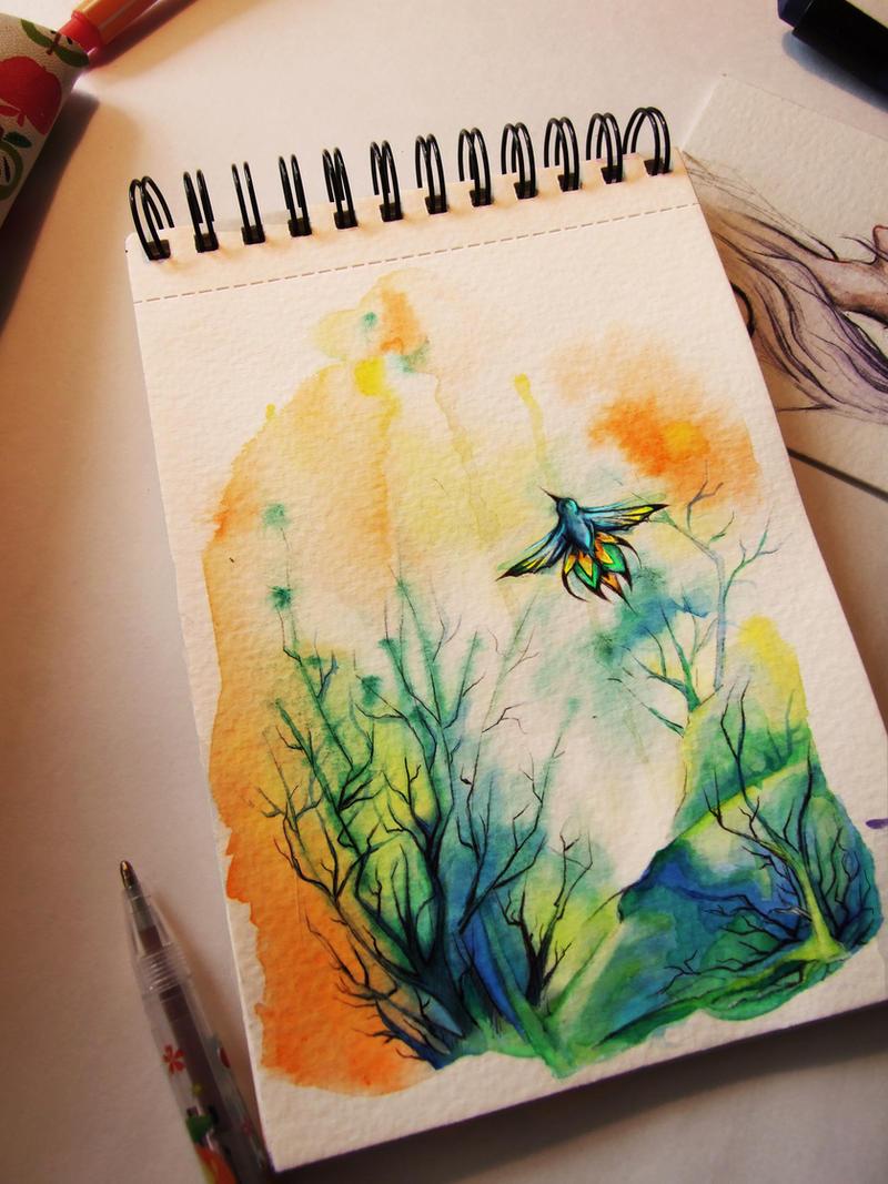Bird by Grandere