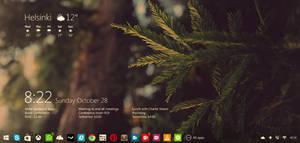 Windows 9 Single Mark 4 by RMNSkin
