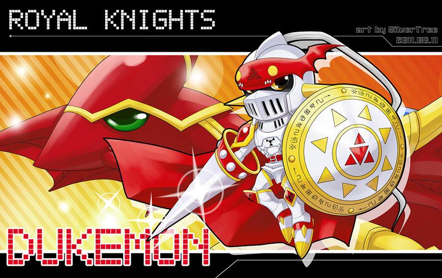 Chibi Dukemon by kiko375