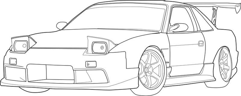 s13 drifter by slidingmy240sx on deviantart