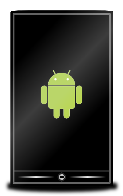 Generic Android Smartphone by fredlllllGeneric Android Phone Png