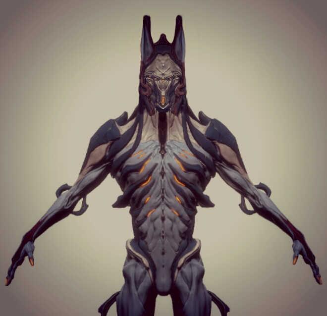 Nekros helmet Anibis Color Test by gaber111