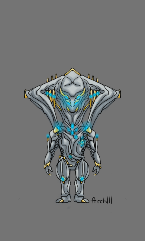 Cuteframes  30 june: Loki Prime - Fan Art - Warframe Forums
