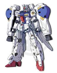Gundam RX-78GP-06X Wanneroo