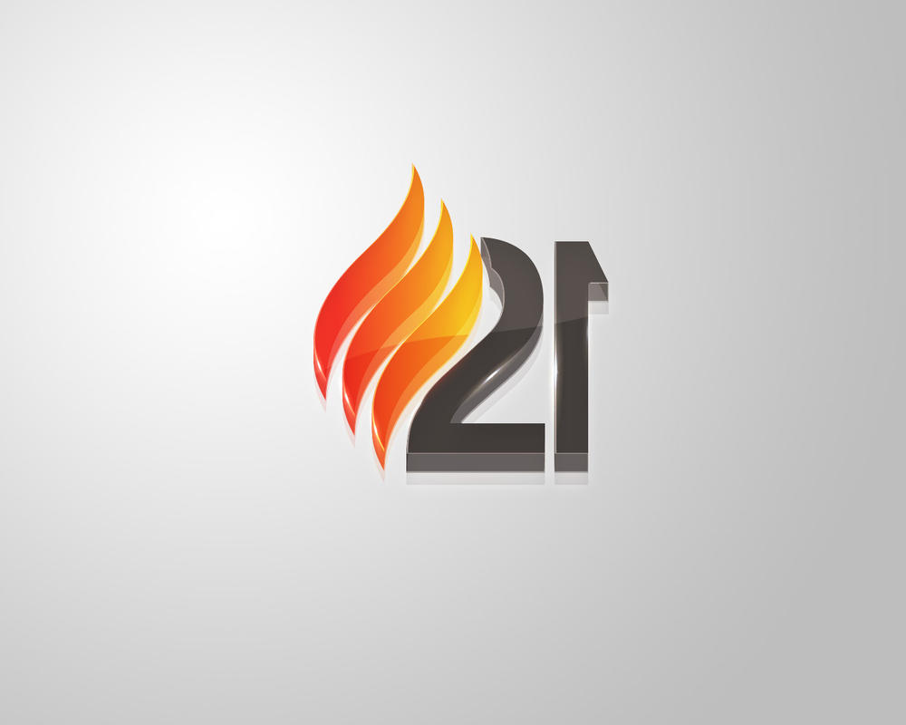 e21 logo by shahjee2