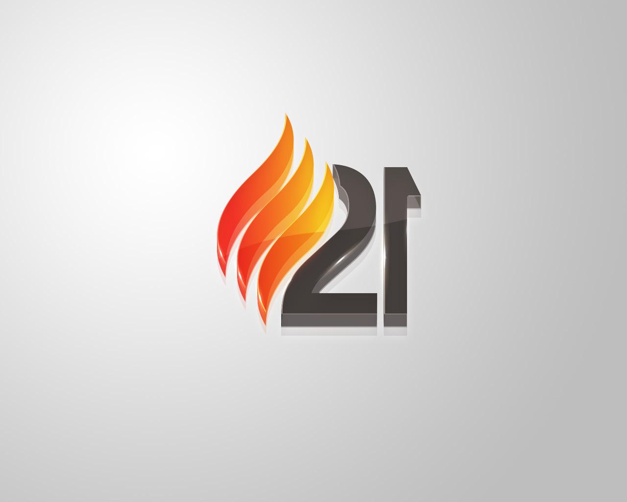 e21 logo by shahjee2