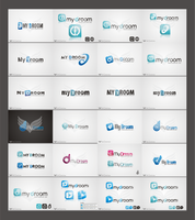 My Droom-Logofolio by shahjee2