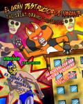 The Orange Destroyer Poster