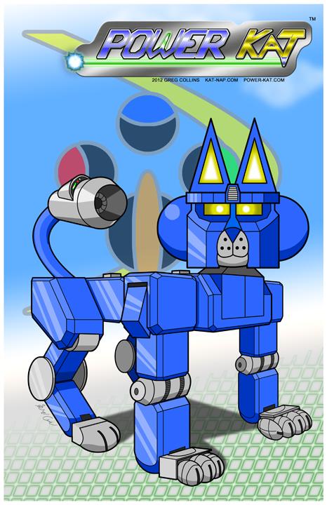 Power-Kat by cobaltkatdrone