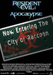 Resident Evil Poster by cobaltkatdrone