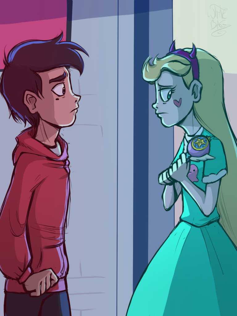 Star and Marco by WhiteBAG
