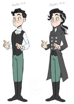 More Victor Frankenstein