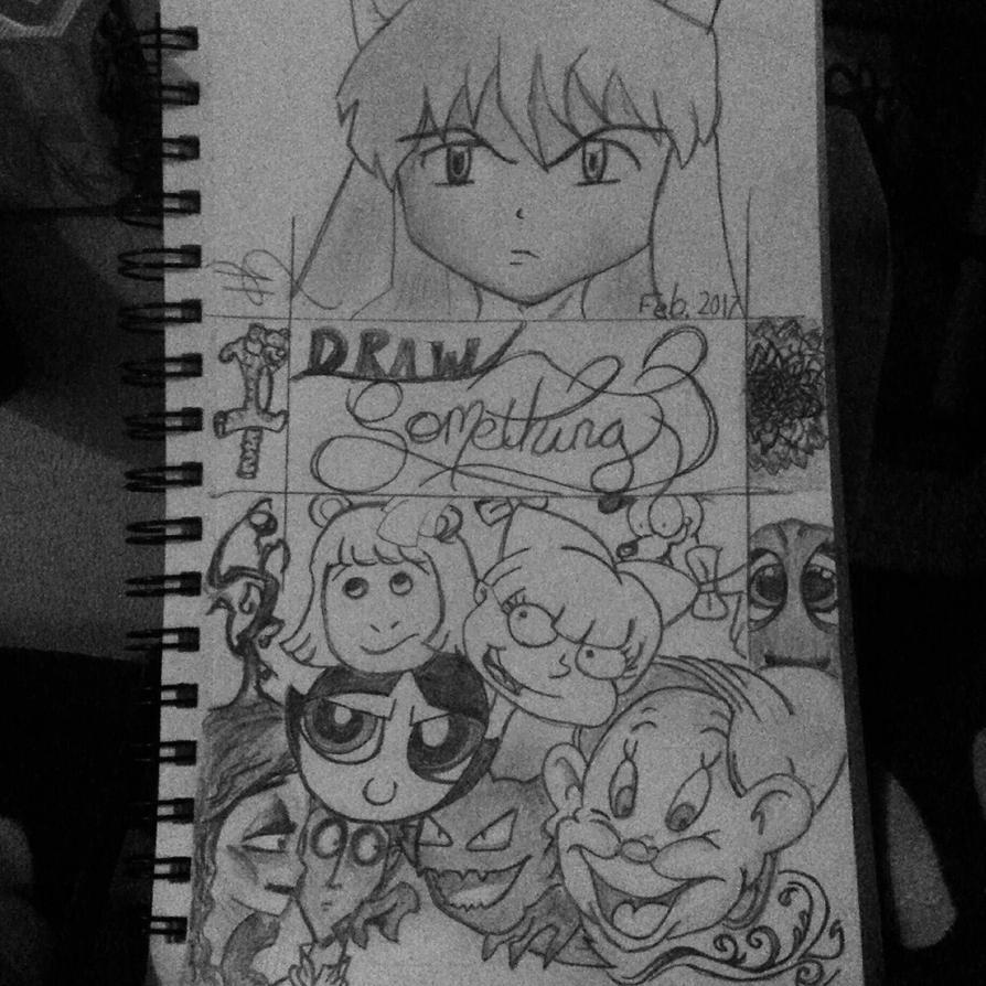 New Sketchbook by KhamPromotes727