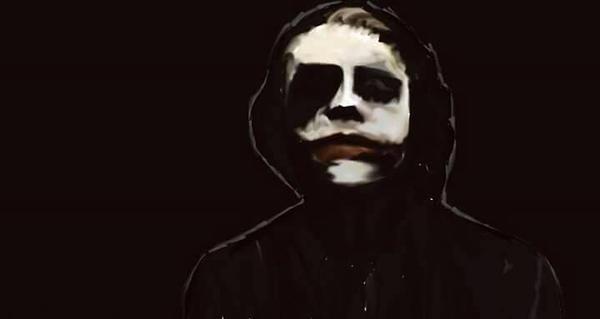 Joker fan-art by KhamPromotes727