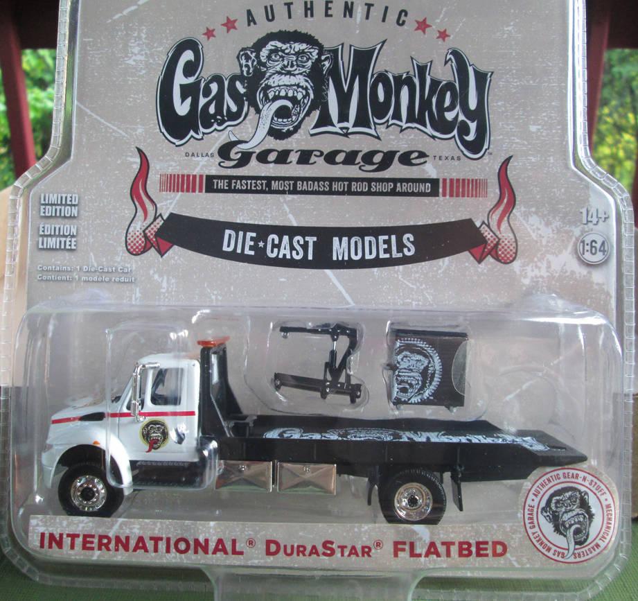 Gas Monkey Garage International DuraStar Flatbed by