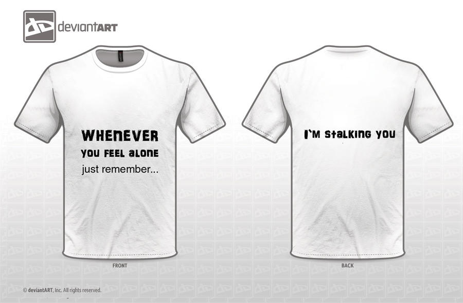 I'm with Stalker by Ash-K