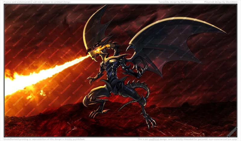 Red Eyes Black Dragon V2 By David1822 On Deviantart