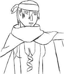 A cool thief by MegaMagikarp