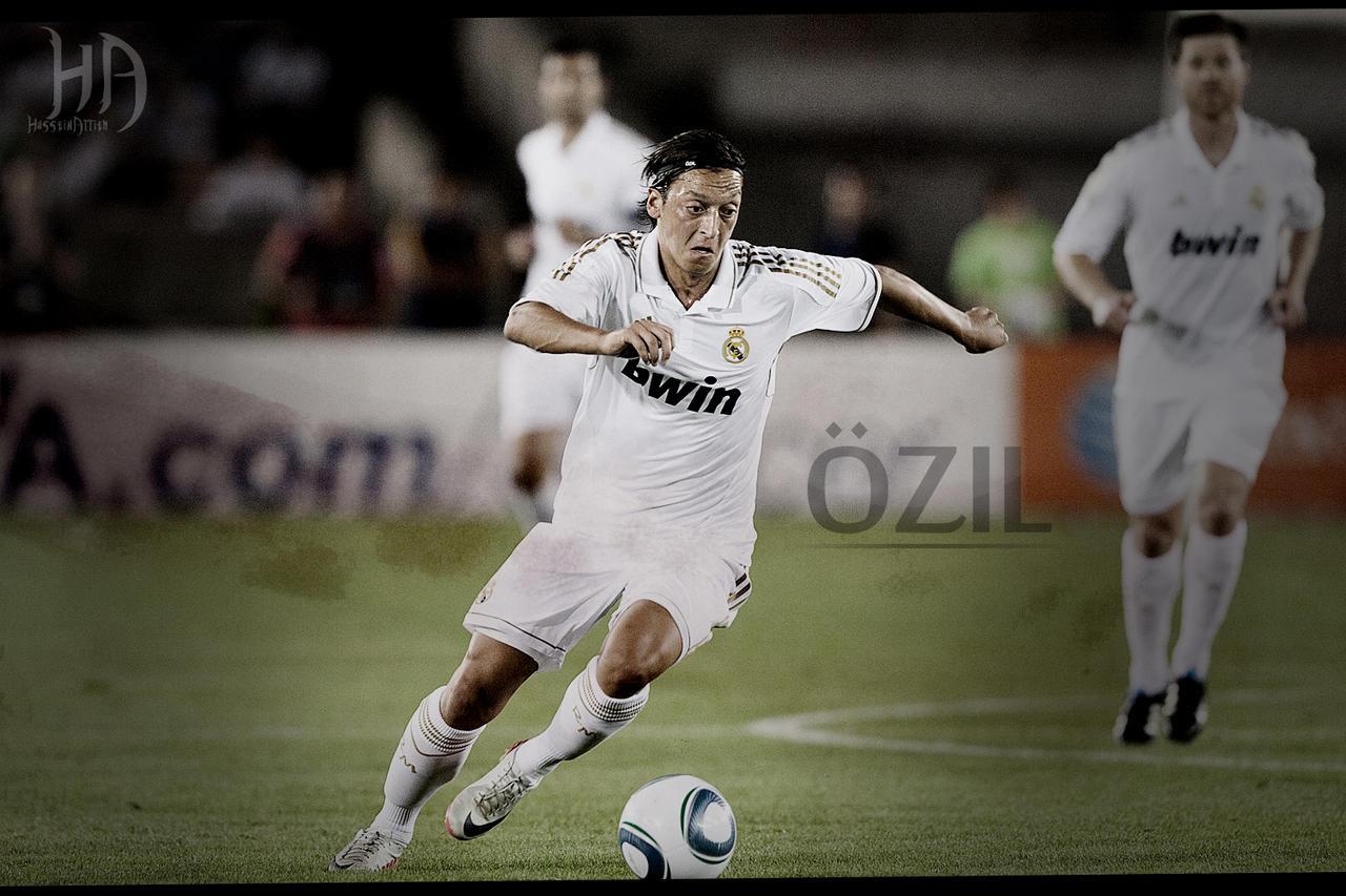 Mesut Ozil By Tktka