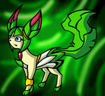Cosmo Leafeon
