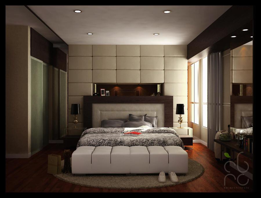 kamar tidur utama by okamiammaterasu on DeviantArt