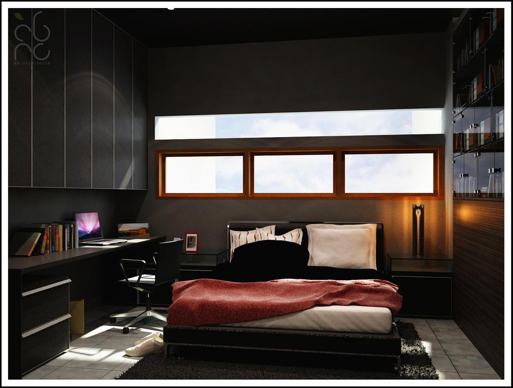 kamar tidur anak by okamiammaterasu on deviantart
