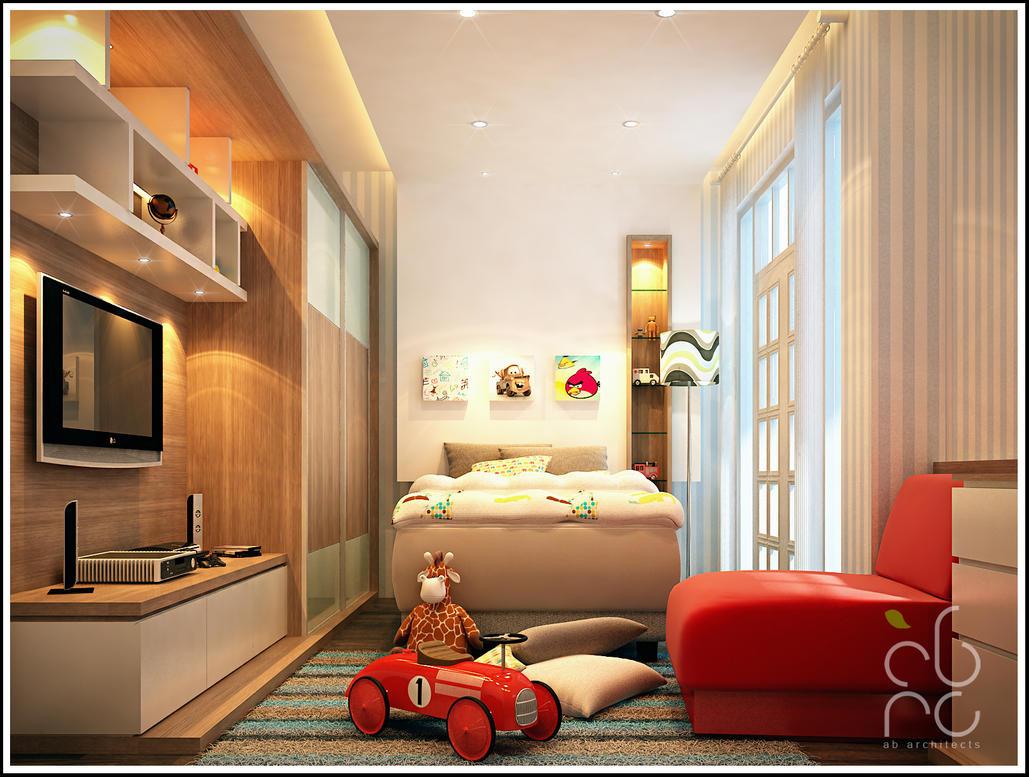 kamar anak laki laki by okamiammaterasu on deviantart