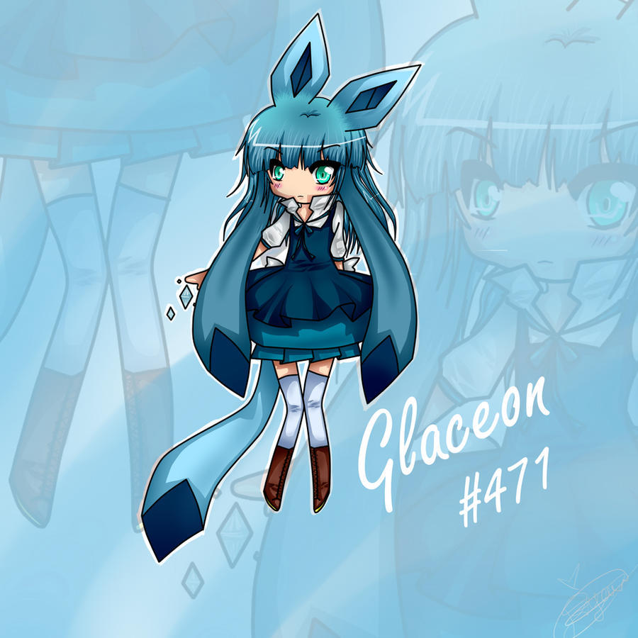 Pokemon Glaceon Human Images | Pokemon Images