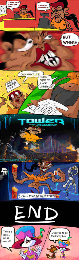 Towerb Tounment OCT audiocion BINUS FRIES