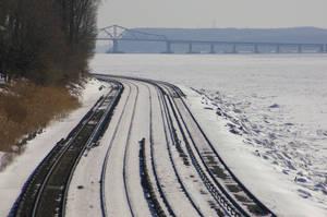 Hudson Line ROW by uglygosling