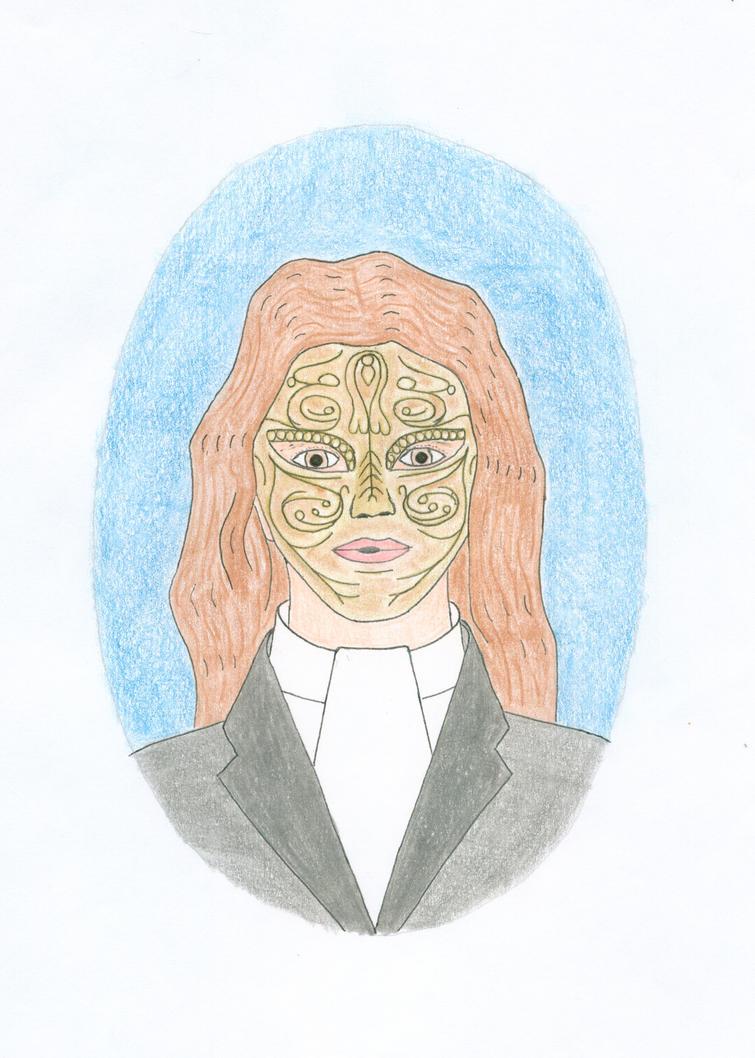 Amelia - Masked by uglygosling