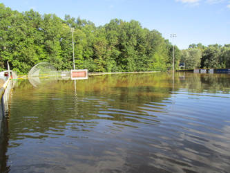Flooded Ballfield 1