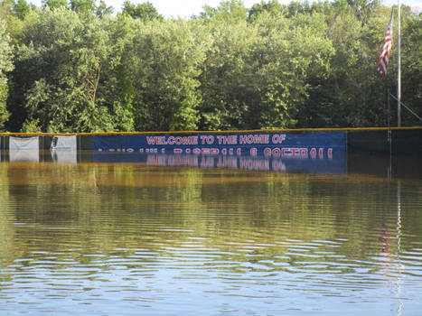Flooded Ballfield 3